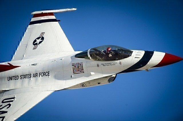 air force perks