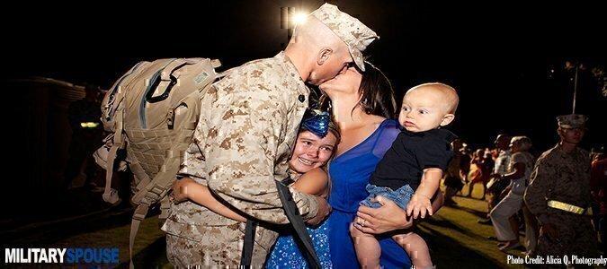 military homecoming heartwarming videos
