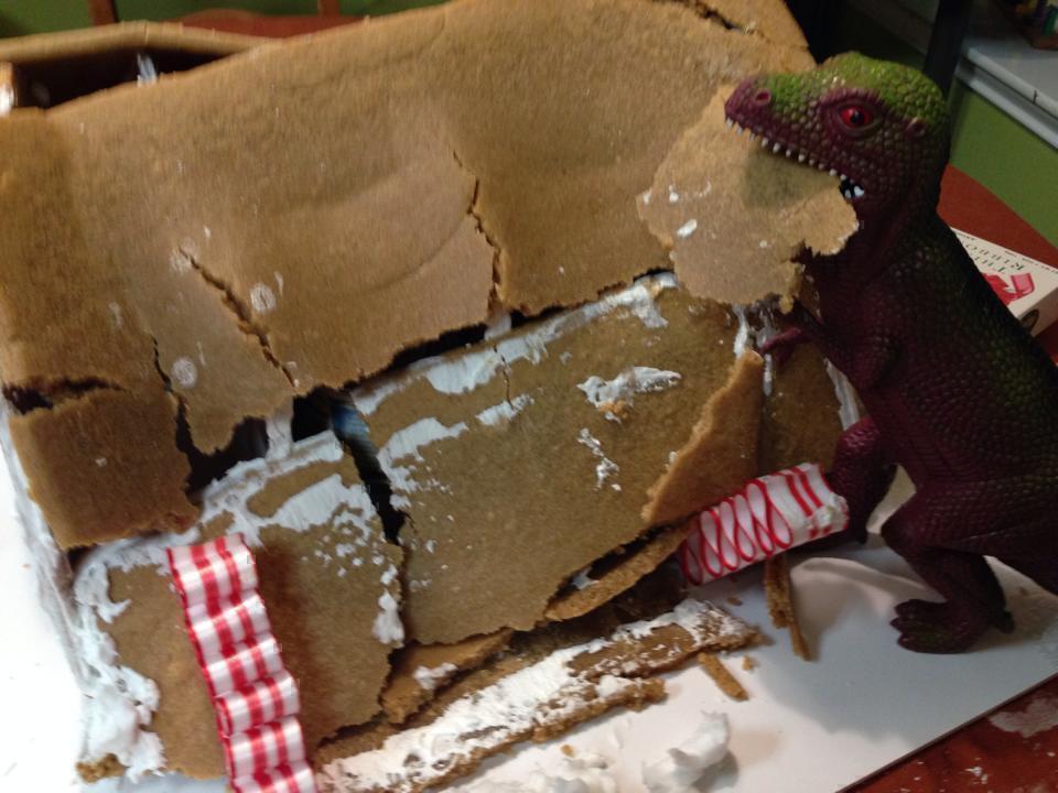 1 dino house fail