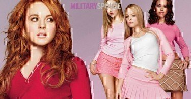 military spouse mean girls