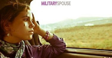 being a military spouse
