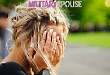 managing military spouse stress