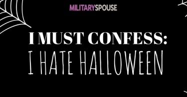 I Must Confess: I Really, Really Hate Halloween