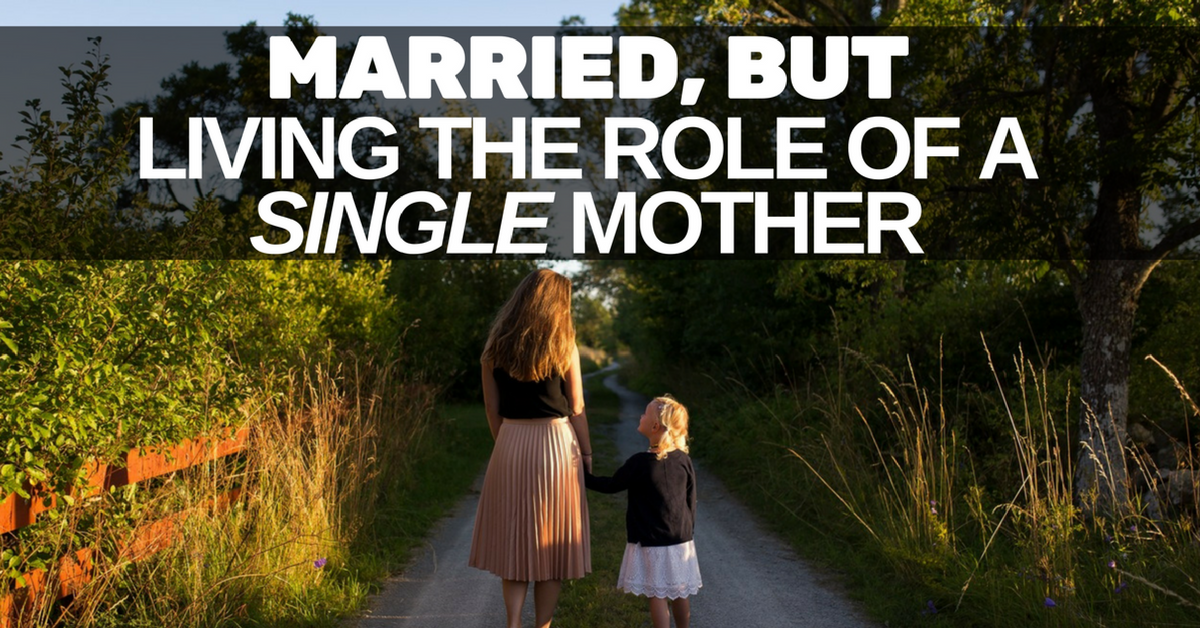 Single mother dating married man