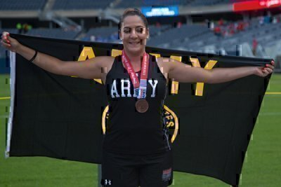 Warrior Games Military Spouse