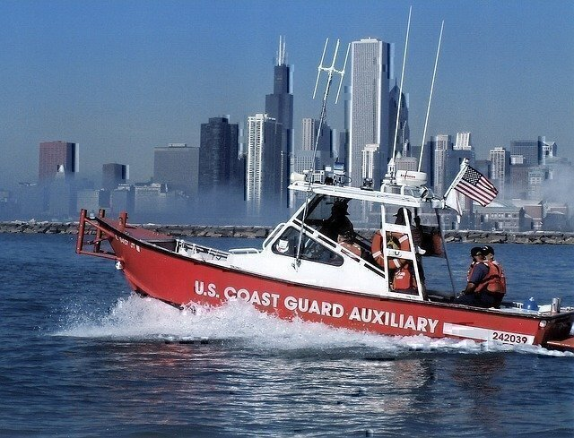 Coast Guard Wife