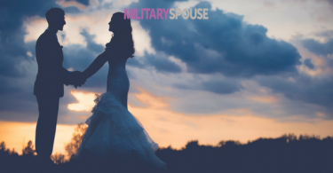 planning a military wedding