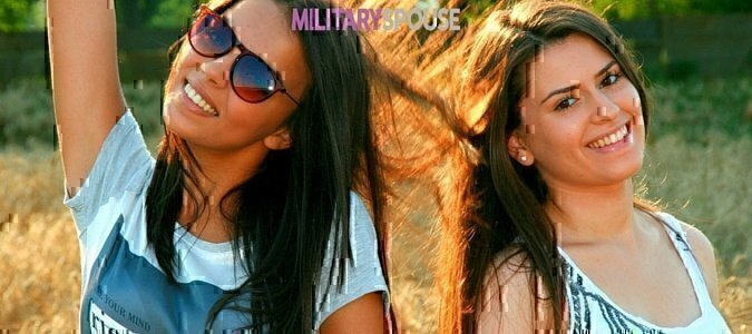 long distance military friendships