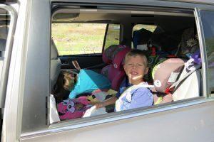 Car Road Trip - Melisa Moore