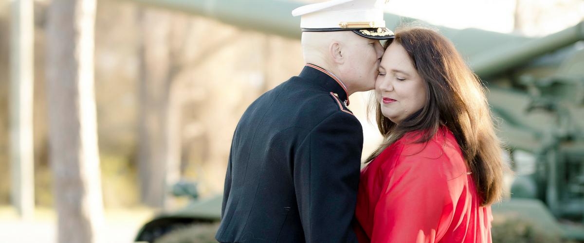 marine corps wife