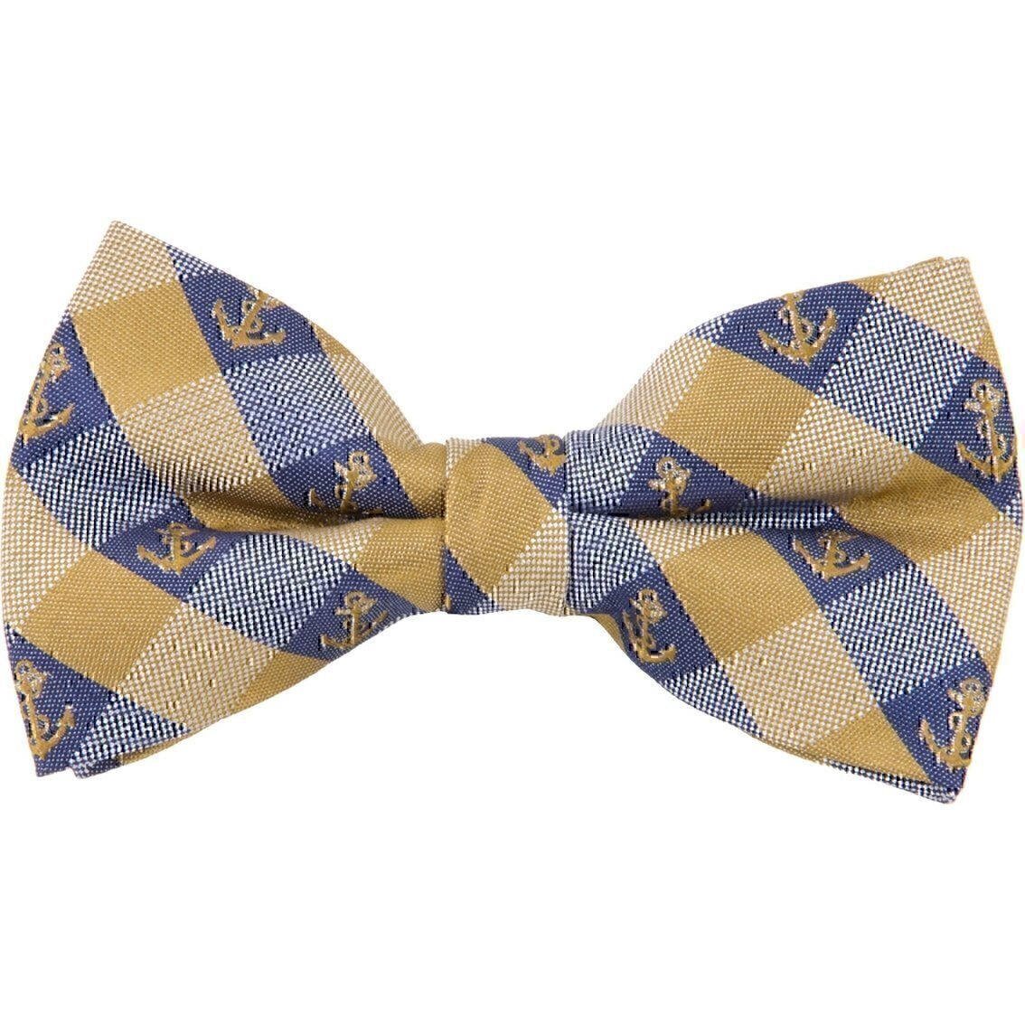 We love this Navy inspired bow tie! Show your support for your spouse's branch while also adding a little bit of personality.