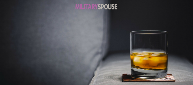 Report: Military Wives May Be More Likely to Binge Drink