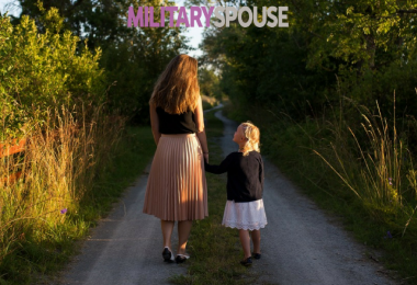 single parent in the military