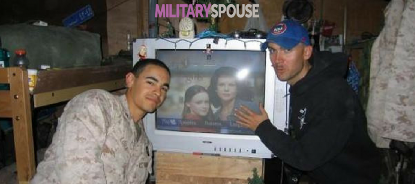 "U.S. Marines Say ""Gilmore Girls"" Offered ""Escapism"" From Times of War"