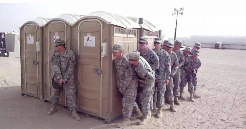 troops do on deployment