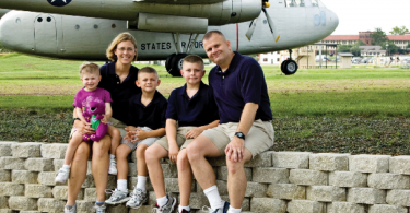 Facing the Loss of a Child as a Military Family